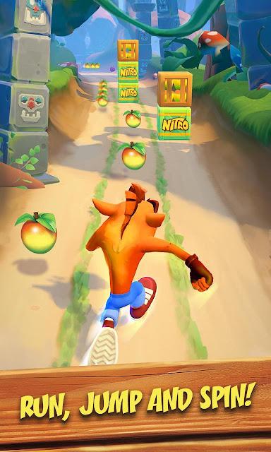 Download Crash Bandicoot Mobile Mod Apk