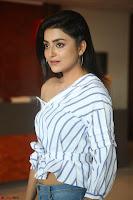 Avantika Mishra in One Shoulder Crop Top and Denim Jeggings ~  Exclusive 023.JPG