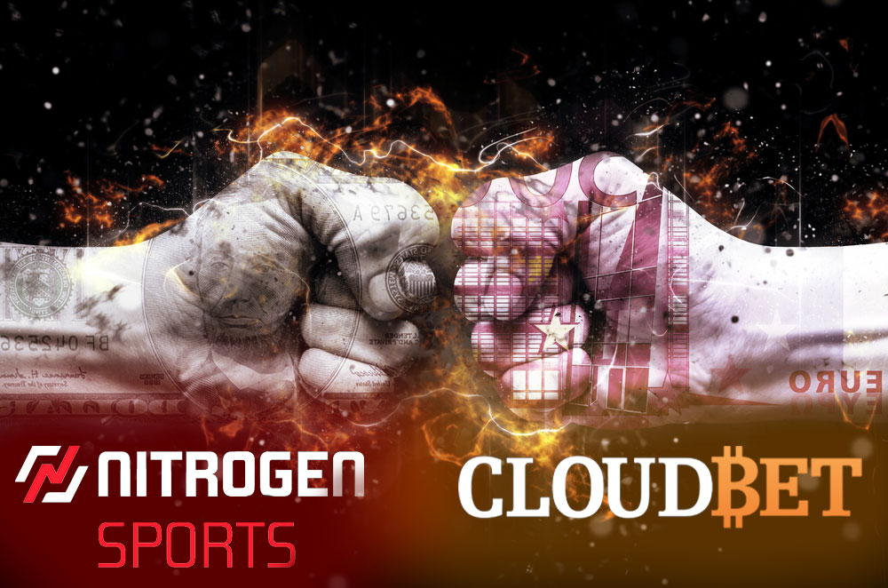 Nitrogen Sport Vs CloudBet comparaison reviews 2018