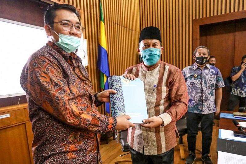 Wali Kota Berharap Bisa Pertahankan WTP