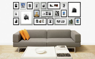 Custom Frame For Interior Design