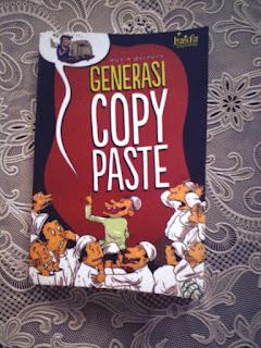 Review Generasi Copy Paste