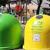 У Деснянському районі встановлено 112 контейнерів-«дзвіночків» для роздільного збору відходів