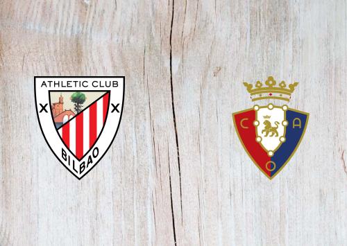 Athletic Club vs Osasuna -Highlights 08 May 2021