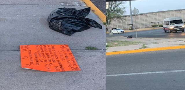 Cartel de Santa Rosa de Lima levanta, descuartiza y tira en diversos puntos de Celaya; Guanajuato los cuerpos de integrantes del Grupo Elite del CJNG