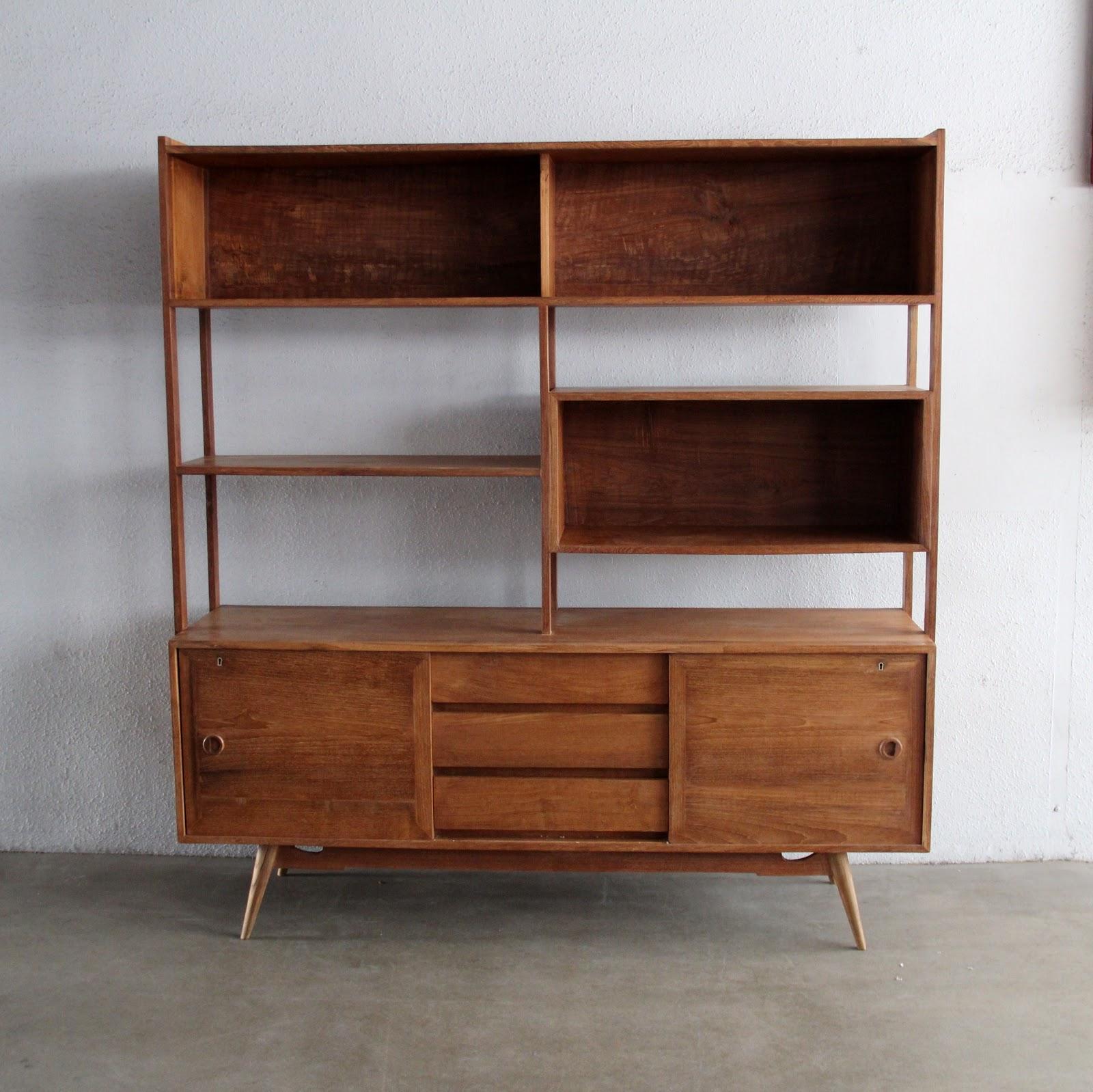 Vintage Display Cabinets 30
