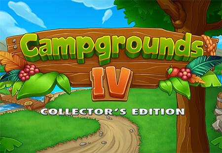 تحميل لعبة الذكاء Campgrounds IV