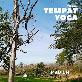 5 Tempat Yoga Terbaik di Madiun