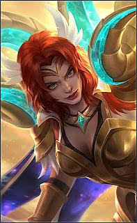 Hilda Aries Heroes Fighter Tank of Skins