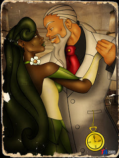 Mother_Earth_and_Father_Time_by_Akeem