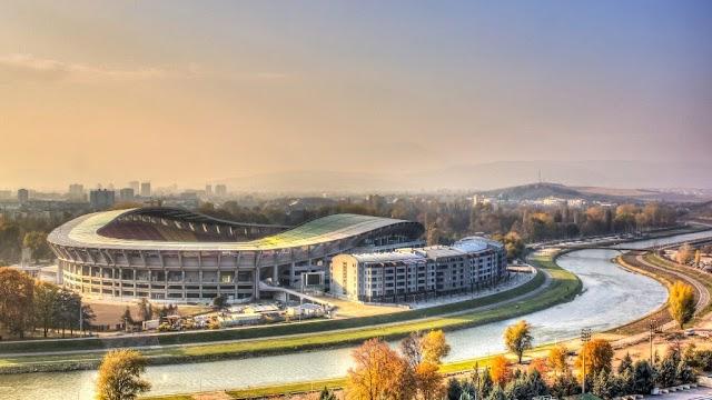 Neue Namen für Sportstätten Filip Vtori und Boris Trajkovski