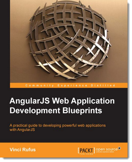 Book review angularjs web application development blueprints introduction malvernweather Images