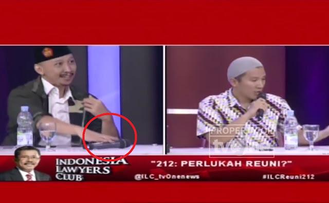 Video Detik-Detik Abu Janda Emosi di ILC, Kebohongannya Dibongkar Ustadz Felix Siauw