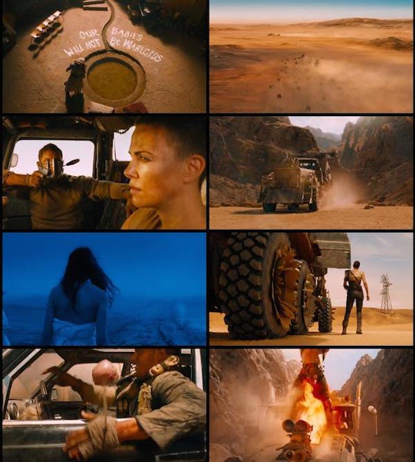 Mad Max Fury Road 2015 Dual Audio Hindi BluRay 720p