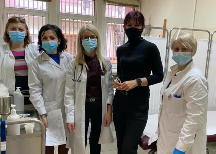Πάνω από 2.700 εμβολιασμοί στην Ξάνθη - 604 έκαναν τη 2η δόση