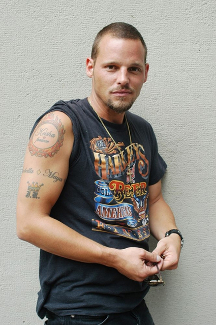 birthdays: Justin Chambers (tattoos)  birthdays: Just...