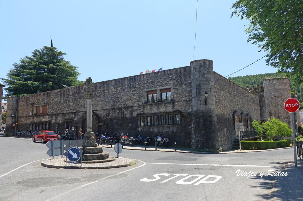 Castillo del Condestable Dávalos, Arenas de San Pedro