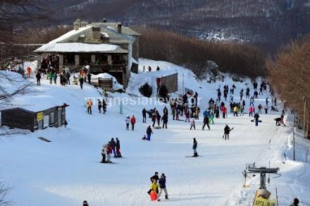 Ανοικτό το Χιονοδρομικό Κέντρο Πηλίου