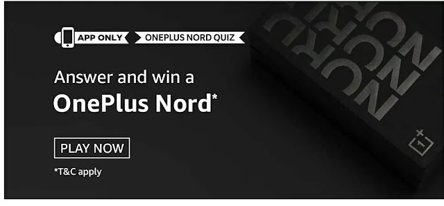 Which generation mobile network does OnePlus Nord have?