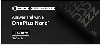 OnePlus Nord is powered by which latest processor?