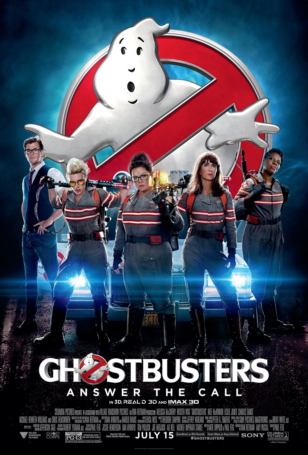 Ghostbusters Pictures 1080p X 1080p: Ghostbusters 2016 Dual Audio 1080p BluRay