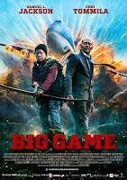 pelicula Big Game (2015)