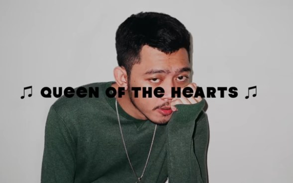 arti lagu queen of the hearts pamungkas
