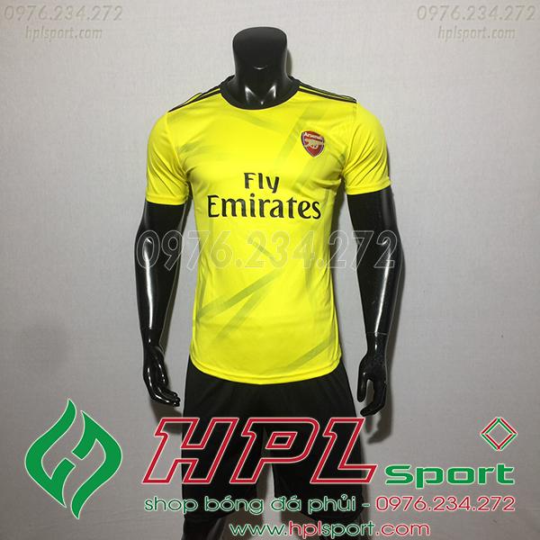 Áo câu lạc bộ  Arsenal màu vàng 2020