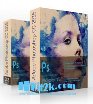 Adobe Photoshop CC 2015.5 Crack, Full Version