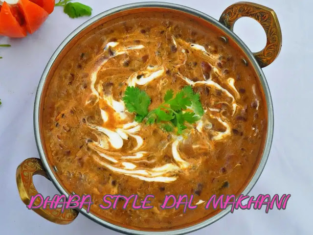 Easy to make dhaba style dal makhani recipe at home
