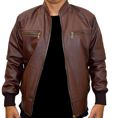 model jaket kulit pria terbaru 2018