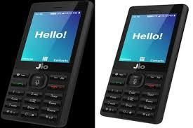 Jio 1500 Rs Phone Look