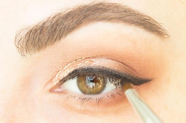 Повседневный макияж бюджетной косметикой: шаг 8