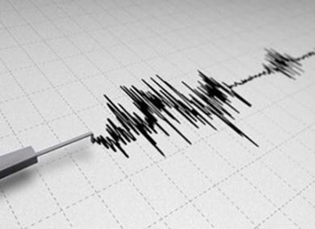 Μικρή σεισμική δόνηση με επίκεντρο 30χλμ Νοτιοδυτικά από το Άργος