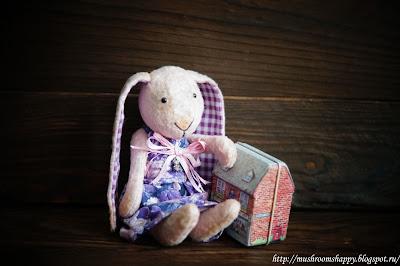 house of rabbit, easter, friend of teddy bear, Iris