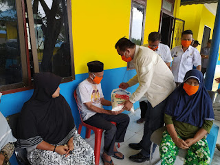 Sambut Ramadhan, ASN Dinas Pendidikan Batu Bara Berbagi