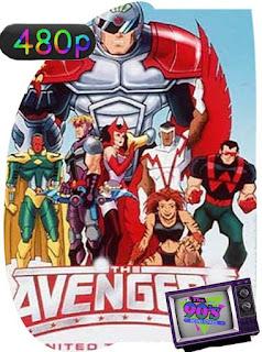 The Avengers: United They Stand [1999] Temporada 1 [480p] Latino [GoogleDrive] SilvestreHD