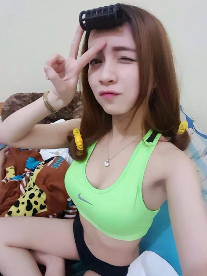 Hot girl Mie My