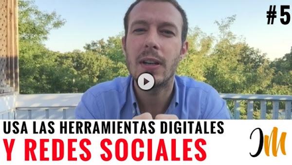 Usa Herramientas Digitales y las Redes Sociales (Curso Emprendedores V)