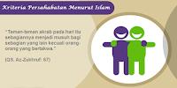 Kriteria Persahabatan Menurut Islam