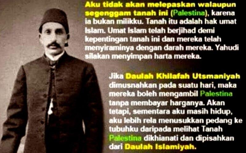 Kisah Sultan Abdul Hamid II