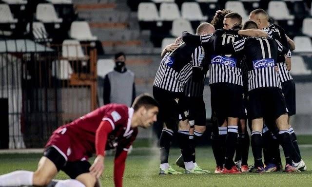 ΠΑΟΚ: Η παρακάμερα την νίκης επί της ΑΕΛ με 5-0