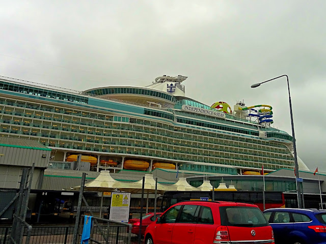 Independence of the Seas Royal Caribbean Cruise Ship Southampton Travel Blogger