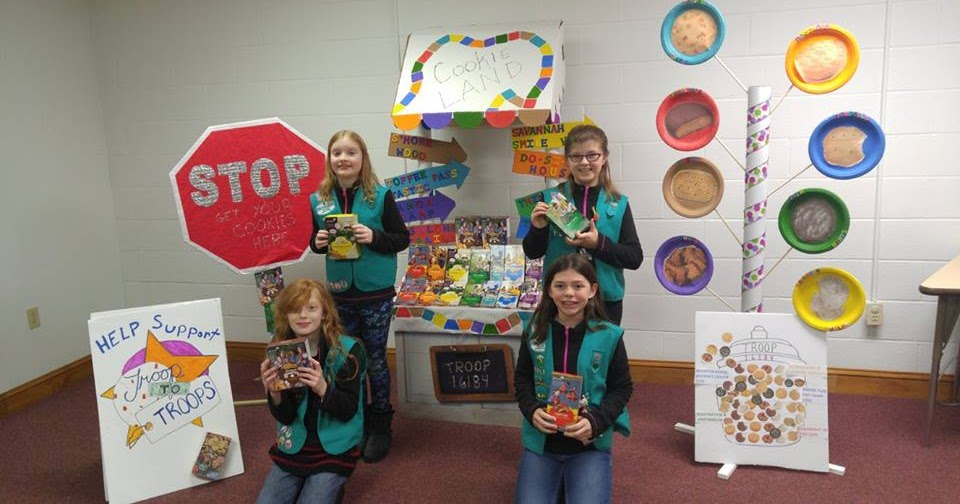 girl scouts western pennsylvania 2017 bling your booth