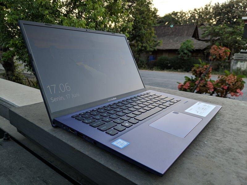 Cara Menambah RAM di Laptop Asus Vivobook Ultra A412FA