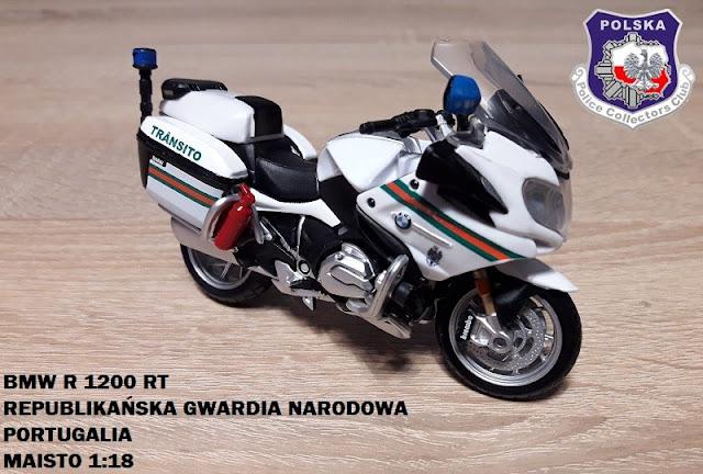 PORTUGALIA • MOTOCYKLE