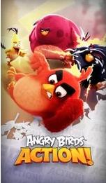 Angry Birds Action! MOD APK Offline