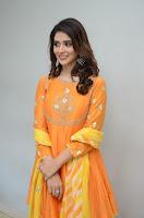 Actress Priyanka Jawalkar at Gamanam Movie Press Meet in Hyderabad. HeyAndhra.com