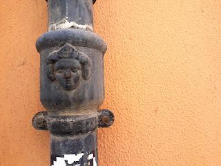 Bafomet en la Calle Teatro nº 15, Alicante