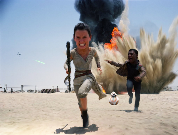 Star Wars VII: The force awakens | Ximinia
